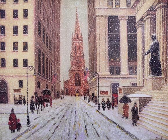 Wall Street – 1915
